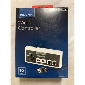 Insignia Wired Controller for NES Classic Edition